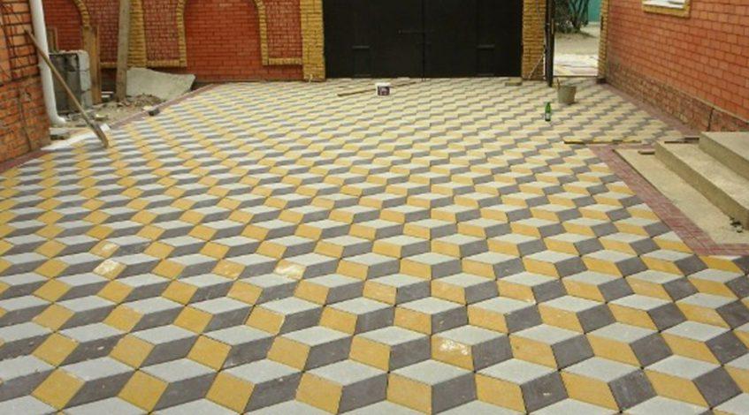 тротуарная плитка купить у производителя в Екатеринбурге или Кургане