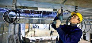 электромонтажные работы Свердловская область